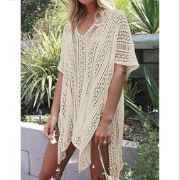 New – Wander Agio Beach Swimsuit for Women Sleeve Coverups
