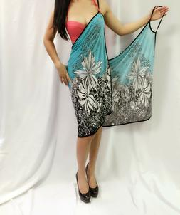 Swimsuit Cover Up Beach Body Wrap OS
